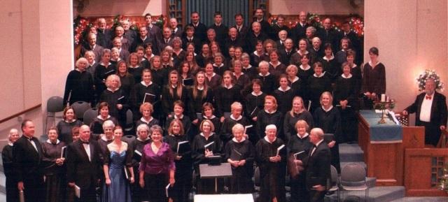 Zeeland Civic Chorus choir
